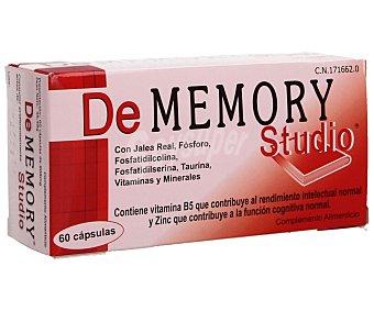 Dememory Studio Complemento alimenticio que contribuye al rendimiento intelectual normal 60 comprimidos