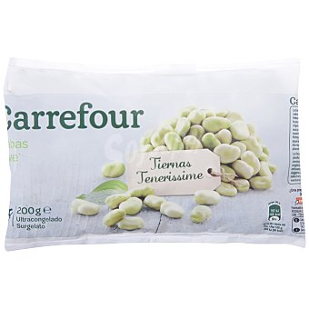 Carrefour Habas baby 200 g