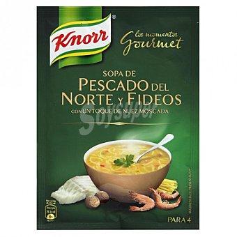 Knorr Sopa Deshidratada de Pescado con Fideos 85 g