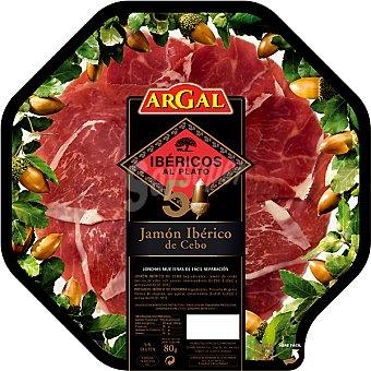 Argal Jamón ibérico Envase 80 g