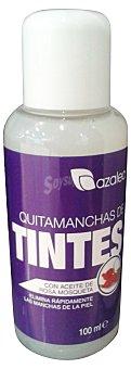 Azalea Quitamanchas tinte capilar (con rosa mosqueta) Botella de 100 ml