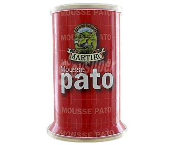 Martiko Mousse de pato de Navarra 500 gramos