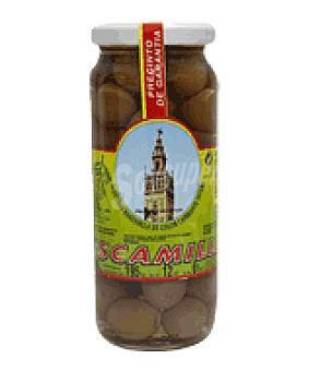 Escamilla Aceituna manzanilla morada 200 g