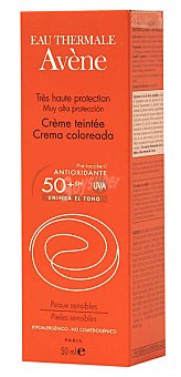 Avène Protector solar coloreado F50 Bote 50 ml