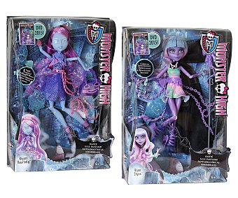 Monster High M.H. Muñeca Fantasmagóri 1 unidad