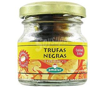 Amalur Trufas negras en trozos 10 g