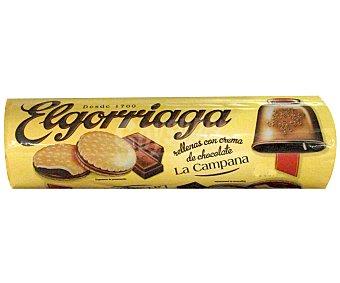 Elgorriaga Galletas Rellenas de Chocolate 240 Gramos