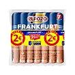 Salchichas frankfurt Pack 6 x 160 gr ElPozo