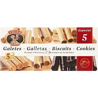 Trias Surtido Especial nº 5 Selección de galletas y barquillos estuche 300 g estuche 300 g