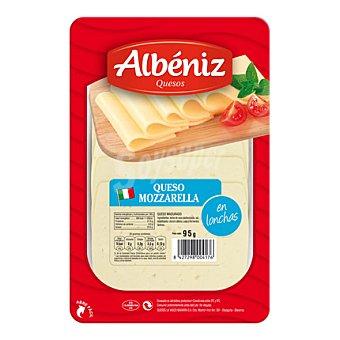 Albeniz Lonchas mozzarella 95 g