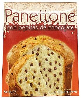 Giuseppe Panettone (con pepitas de chocolate) 500 g