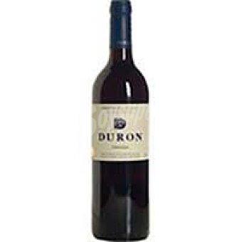 Duron Vino Tinto Crianza D.O. R. del Duero durón, botella 75 cl Botella 75 cl