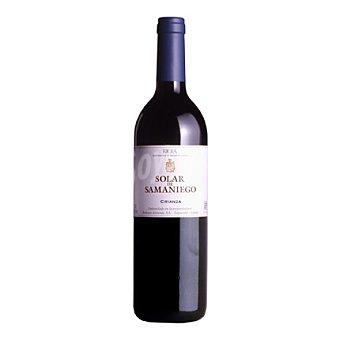 Solar samaniego Vino D.O. Rioja tinto crianza 75 cl