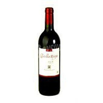 CASTILLO RIOJA Vino Tinto Crianza Rioja Media botella 75 cl