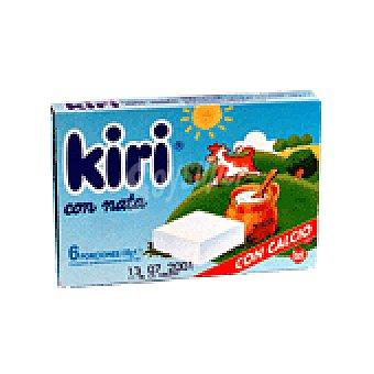 Kiri Queso porciones cuad 108 GRS