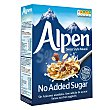 Muesli sin azúcar Paquete 560 g Alpen