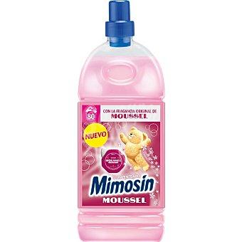 Mimosín Suavizante concentrado con la fragancia original de Moussel botella 80 dosis Botella 80 dosis