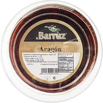 Barruz Aceitunas negras de Aragón Envase 250 g neto escurrido