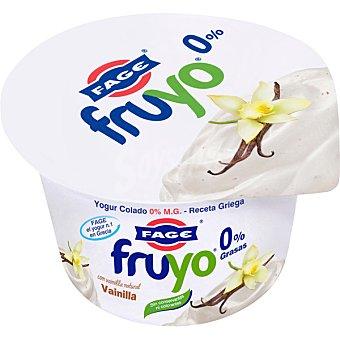 Fage Fruyo yogur griego desnatado 0% m.g. con vainilla Envase 170 g