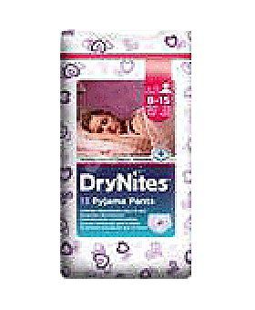 Dry Nites HUGGIES 8-15 NIÑA 13 UNI