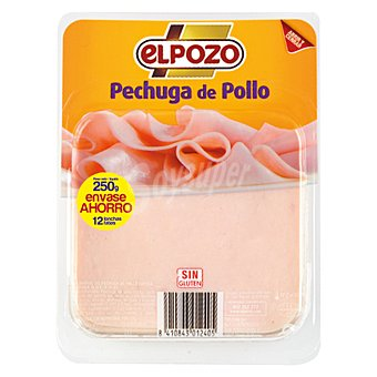ElPozo Pechuga Pollo 250g