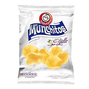 Matutano Munchitos al ajillo 60 g