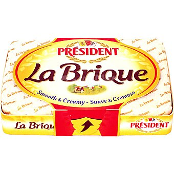 President Queso brie