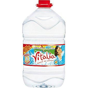 Vitalia Agua mineral natural Garrafa 8 L