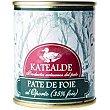 Paté de Foie al Oporto Lata 135 g Katealde