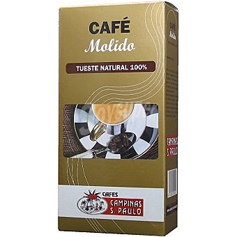 Sao paulo Cafe natural molido Paquete 250 g