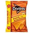 Triángulos Tex-Mex de maíz tostados al horno 280 g Doritos Matutano