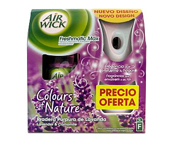 Air Wick Ambientador Aparato Lavanda Freshmatic 1u