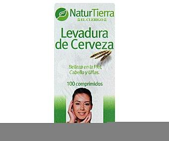 NaturTierra Levadura de cerveza 100 C