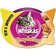 Temptations de pollo Tarrina 60 g Whiskas