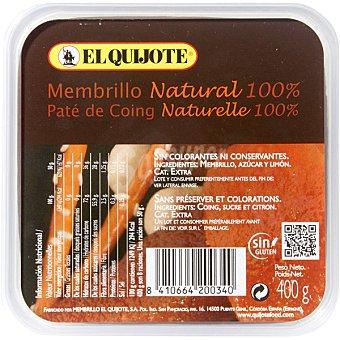 EL QUIJOTE Membrillo natural 100% tarrina 400 g neto escurrido