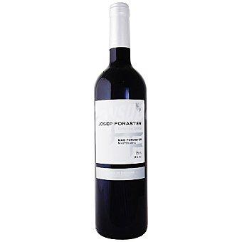 JOSEP FORASTER Vino tinto crianza D.O. Conca de Barbera botella 75 cl Botella 75 cl