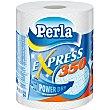 Express papel de cocina multiusos 350 servicios Envase 1 rollo Perla