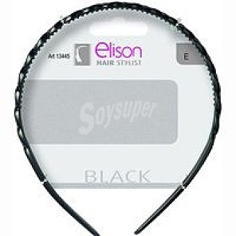 BLACK Diadema elison clasic