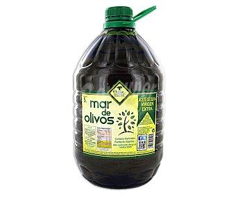 Mar de Olivos Aceite de oliva virgen extra Garrafa de 5 l