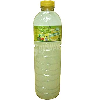 Condis Refresco limon sin gas 6% zumo 1.5 L