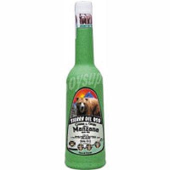 Sierra Del Oso Crema licor de manzana Botella 70 cl