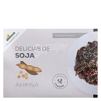Ahimsa Delicias de Soja ecológicas 250 g