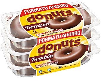 Donuts Donuts Bombón 6 unidades (330 g)