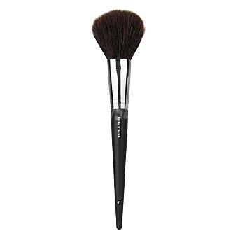 Beter Brocha gruesa para maquillaje en polvo 1 ud