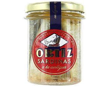 La Antigua Sardinas en aceite de oliva a ortiz Frasco de 140 grs