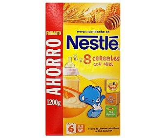 Nestlé Papilla 8 Cereales Miel con Bifidus nestlé 1200g