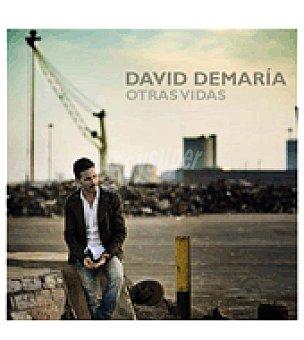 Otras vidas (david De María) CD
