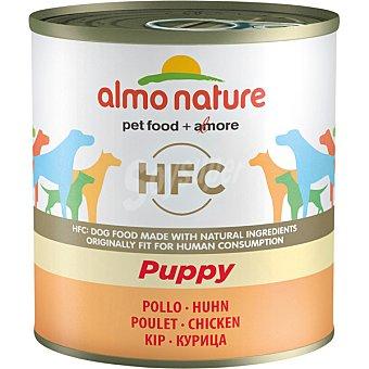 Almo Nature HFC NATURAL comida húmeda para cachorros con pollo envase 280 g envase 280 g