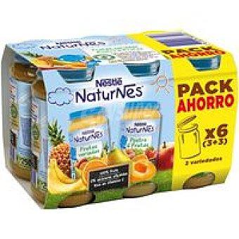 Nestlé Tarritos fruta pack 6x250 g