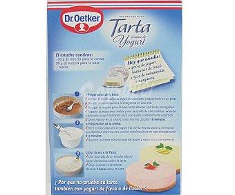 Dr. OETKER Tarta de Yogurt 210 Gramos
